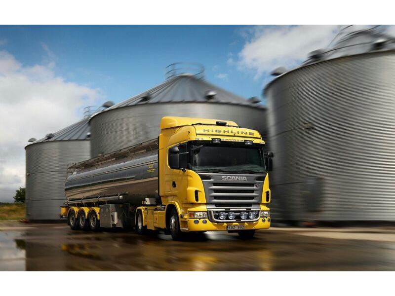Naftasaaduste transport